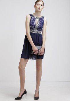 TFNC - DENVER - Cocktailkleid / festliches Kleid - navy