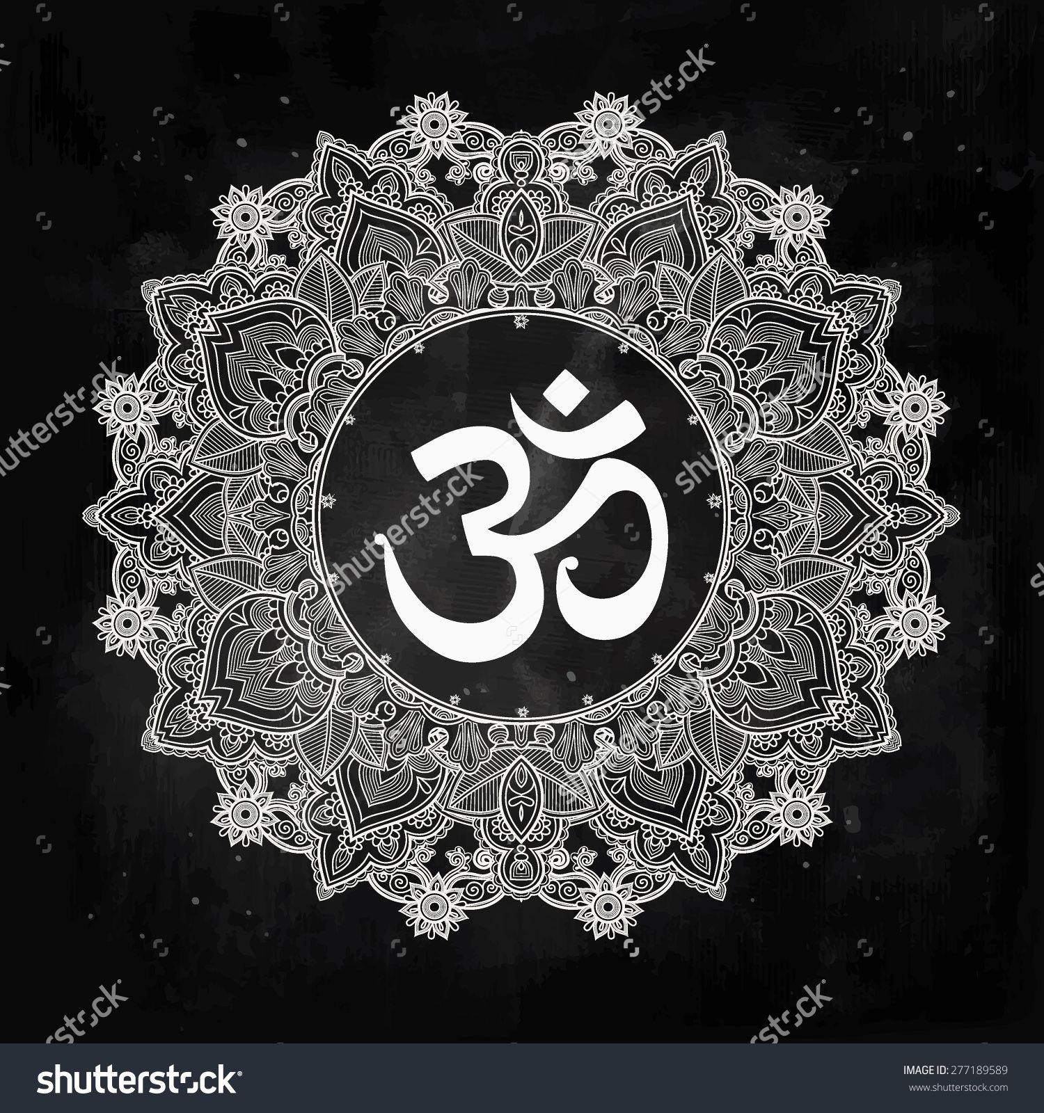 Lord ganesha diwali om mandala symbol round ornament pattern lord ganesha diwali om mandala symbol round ornament pattern vector elements isolated biocorpaavc Gallery