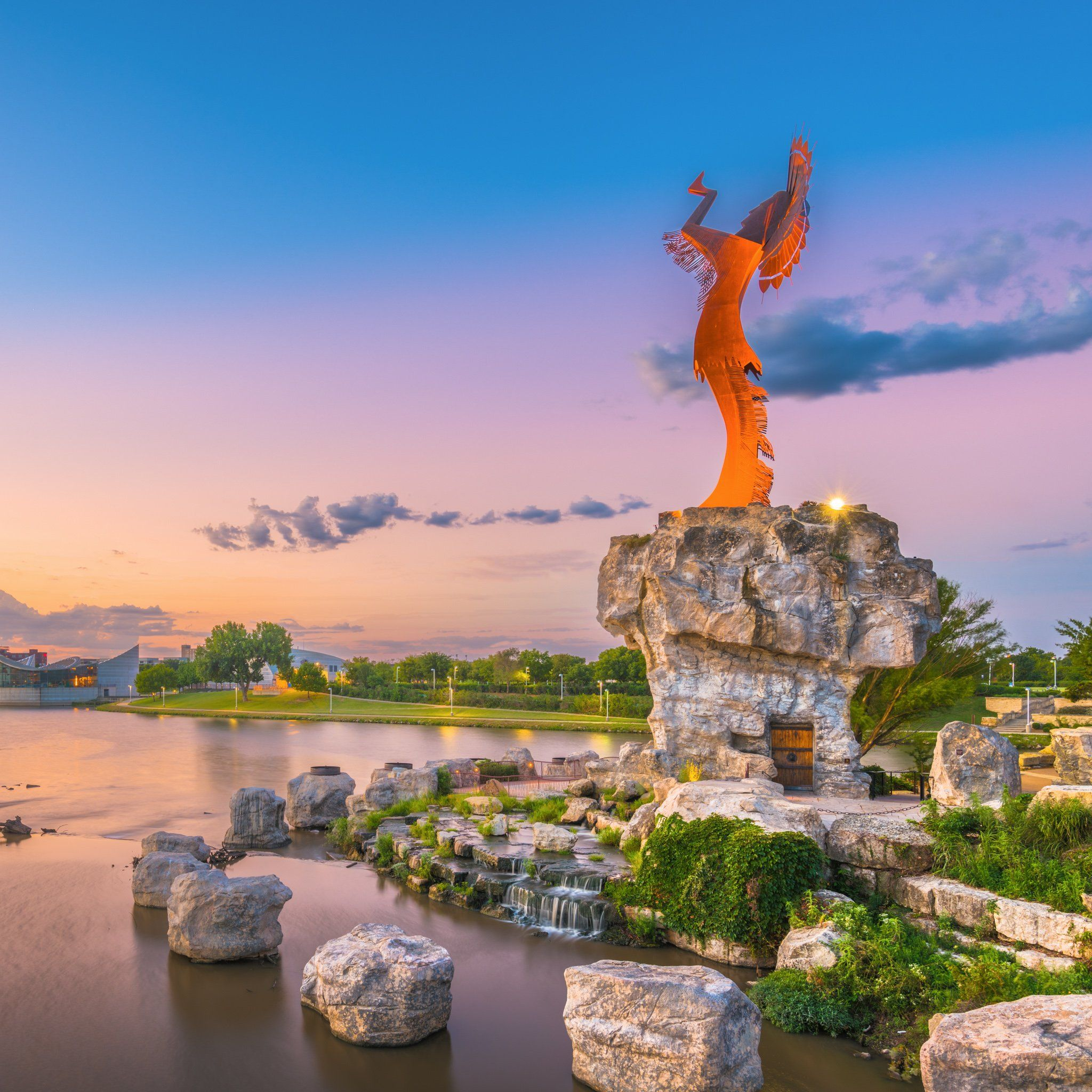 How To Spend A Weekend In Wichita Kansas Midwest Road Trip Road Trip Life Wichita