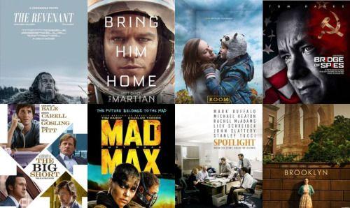 O Oscar 2016 acontece hoje! Confira as apostas do Balaio para a premiação mais esperada do ano!