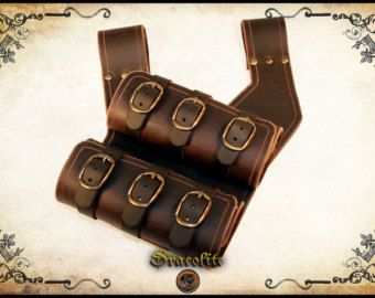 LARP SCA medieval. Leather back scabbard designed for metal sword and katanas
