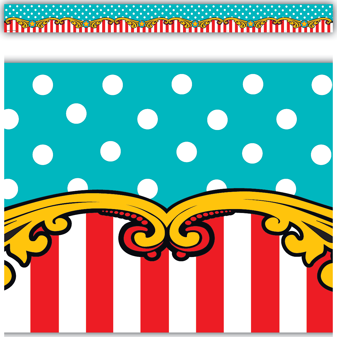 Carnival Straight Border Trim Class Projects Carnival