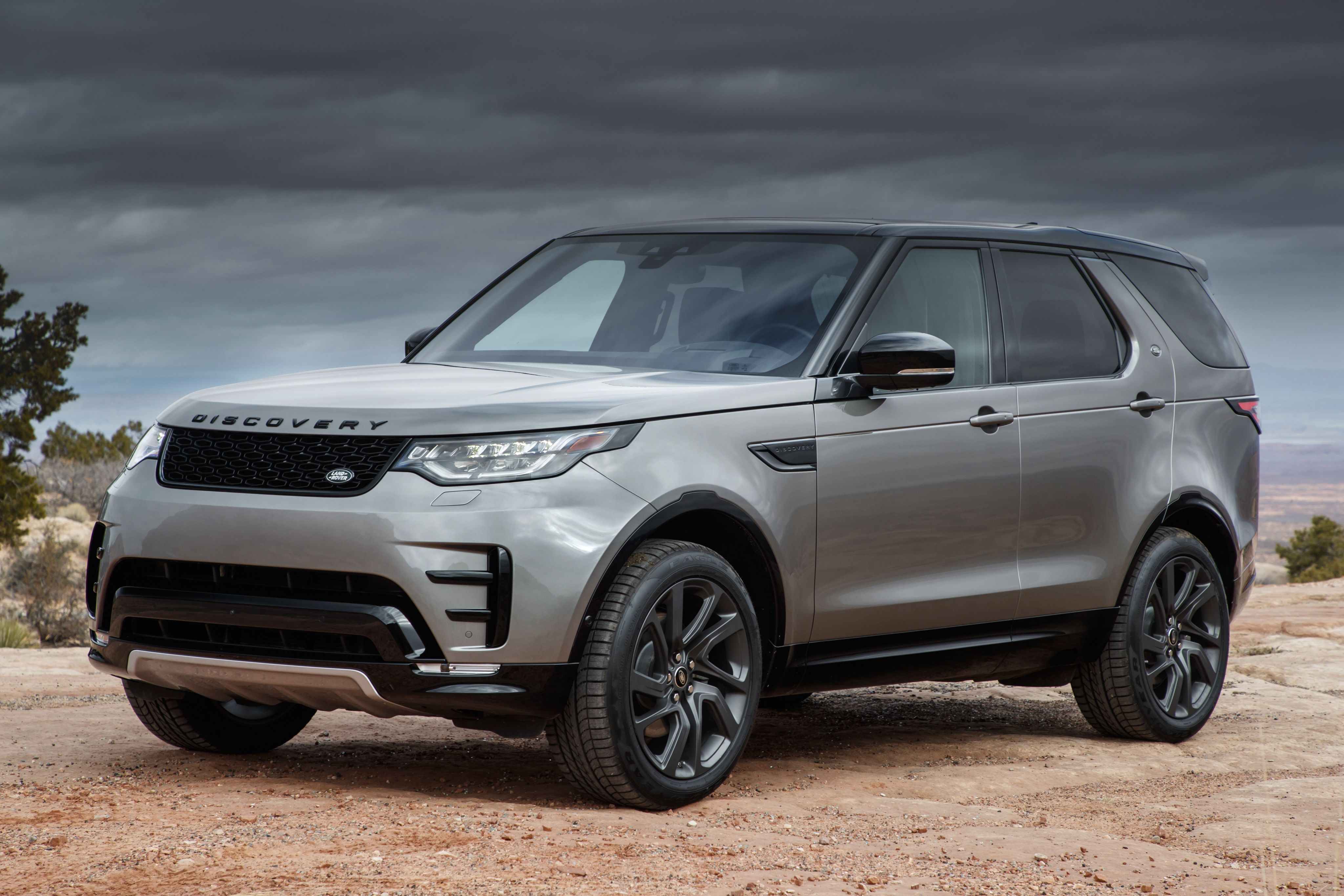 2017 range rover discovery