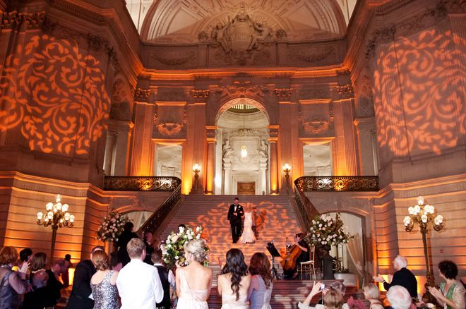 Lavish San Francisco City Hall Nuptials Belle The Magazine