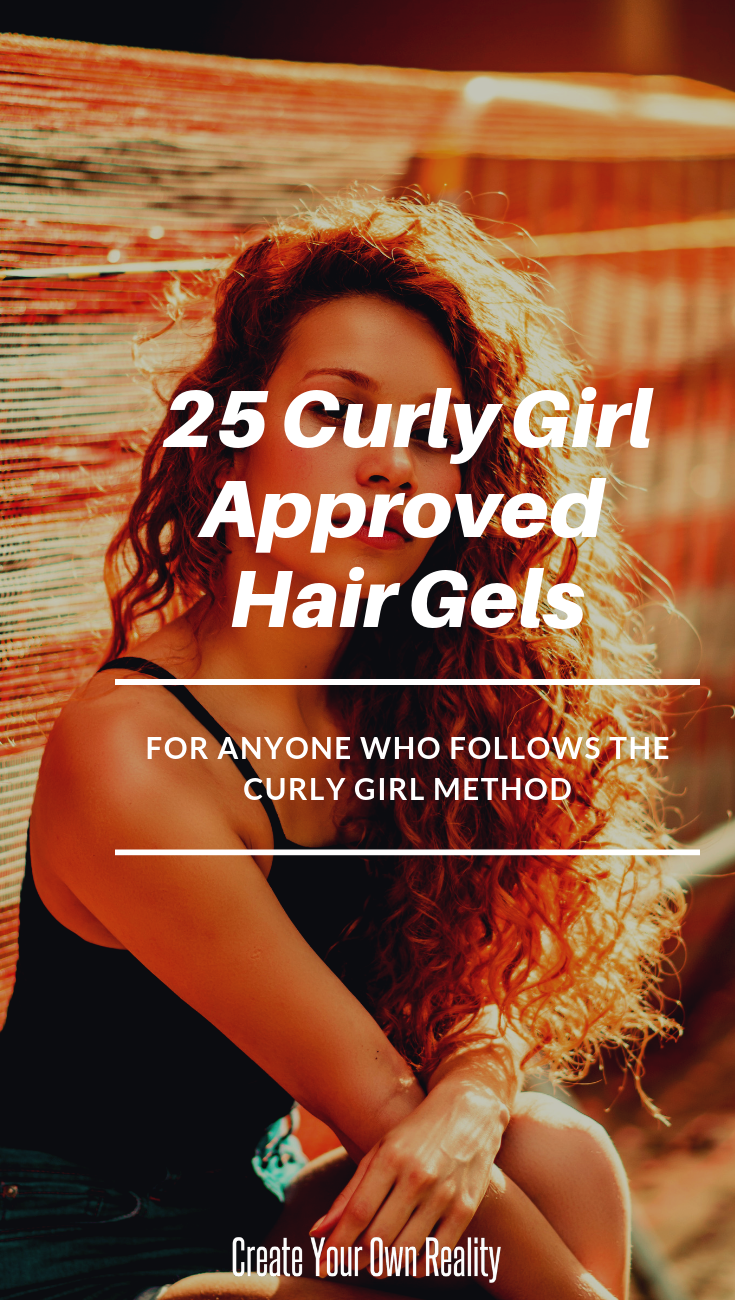25 Curly Girl Approved Hair Gels - Create Your Own Reality
