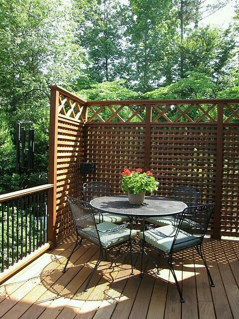 Privacy Screen/ Latticework | Decks U0026 Patios | Pinterest | Screens, Decking  And Backyard