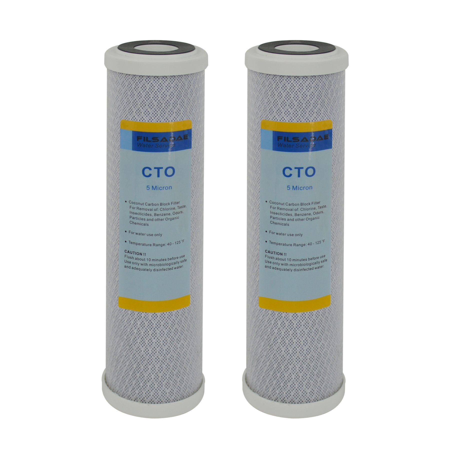 Coconut Carbon Block Water Filter Replacement For Reverse Osmosis Ro System 10 X 2 3 4 5micron Water Filter Reverse Osmosis Osmosis