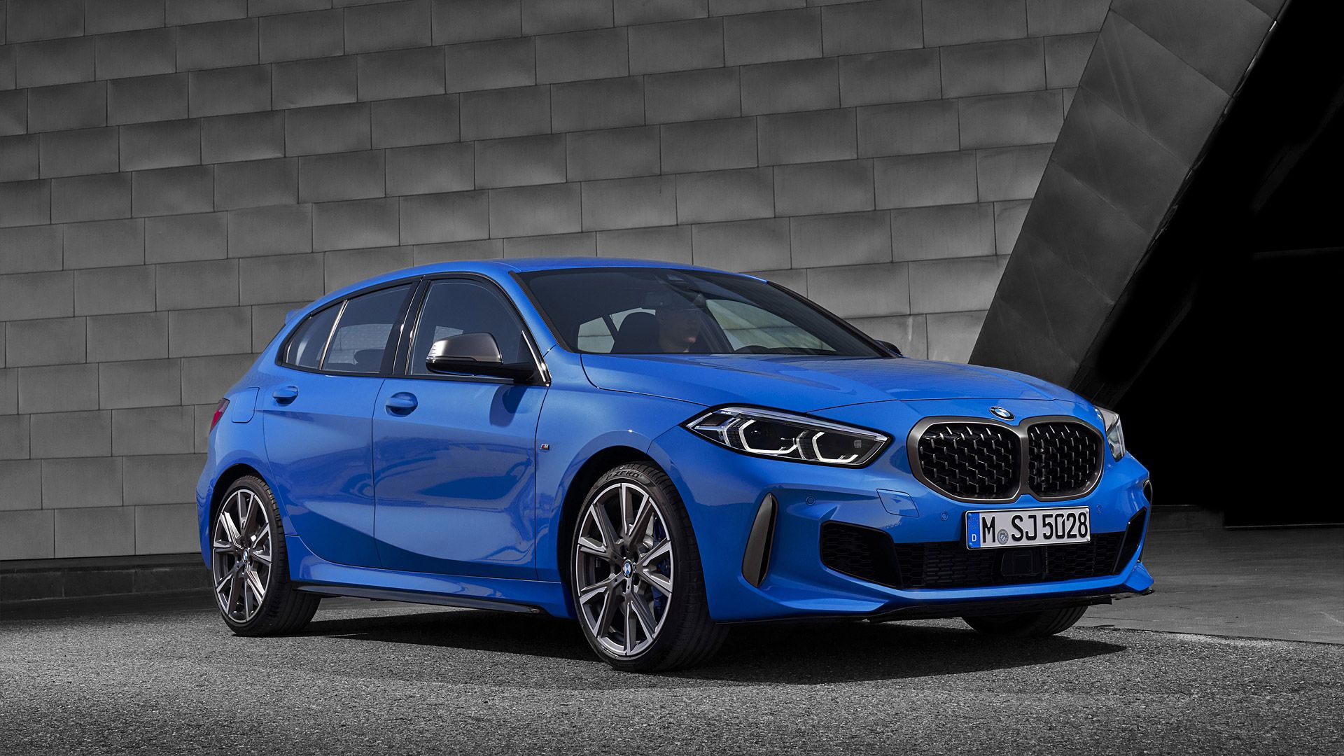 Fresh Off The Production Line Is The New Third Generation Bmw 1