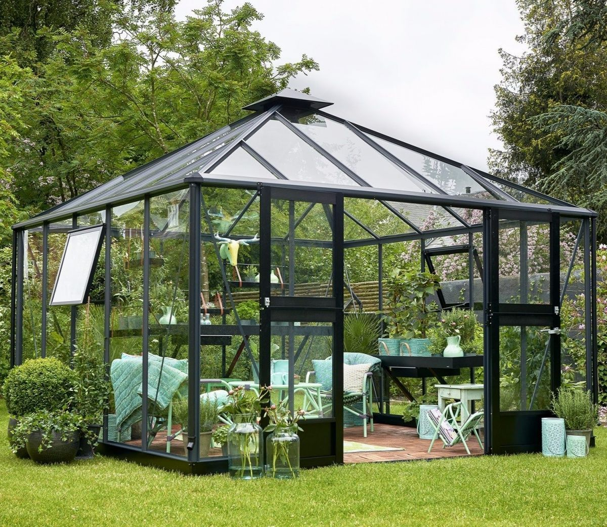 Photo of Greenhouse SHE Shed – 22 Awesome DIY Kit Ideas