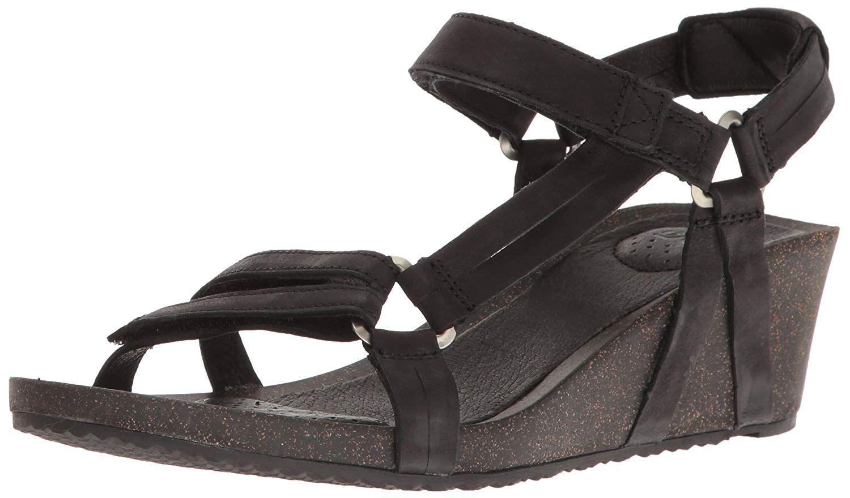 b26e933b363 Teva Women s W Ysidro Universal Wedge Sandal. Built light and comfortable