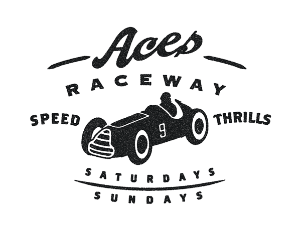 The Aces series on Behance
