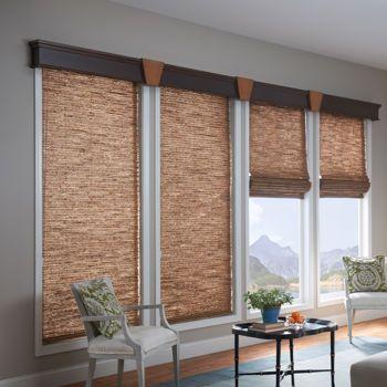 Graber Custom Window Treatments Custom Window Coverings Wood