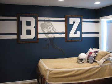 Sports Theme Bedroom For Boys Design Pictures Remodel Decor And