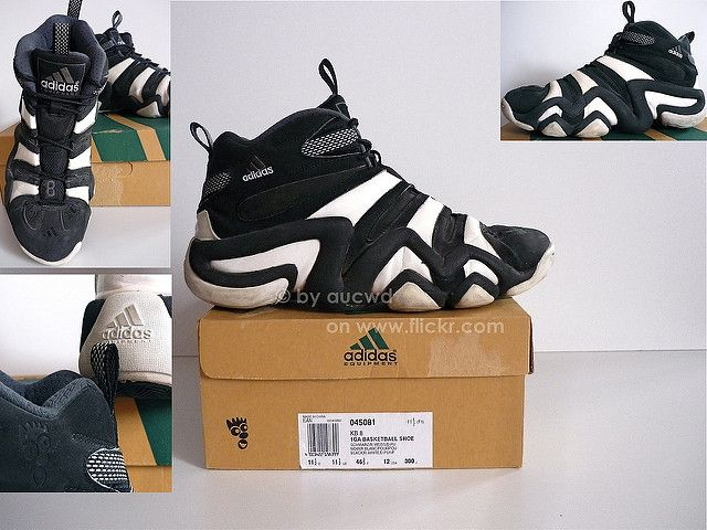 80 '/ 90' vintage adidas attrezzature torsione kobe bryant (kb) ciao