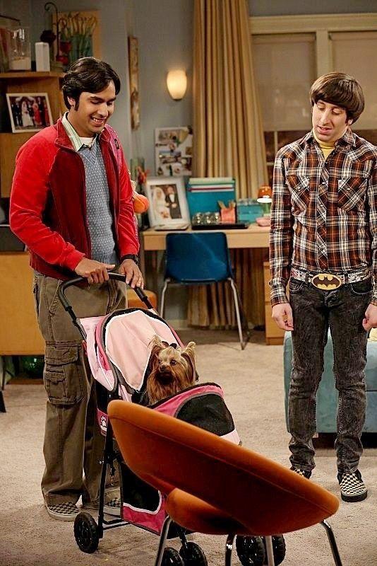 Raj And Howard Série De Televisão The Big Theory Tv
