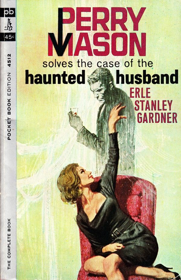 Perry Mason Libros Case Of The Haunted Husband | Robert Mcginnis' Perry Mason