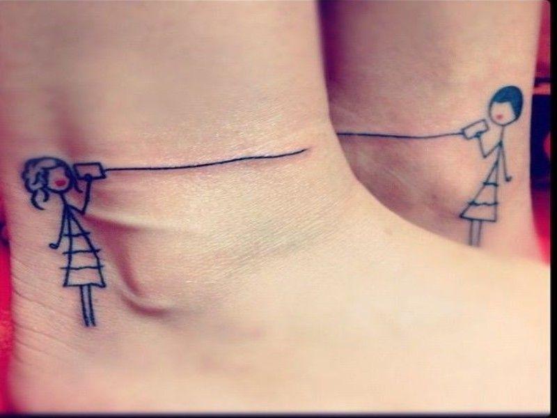 22 winzige tattoos zum verlieben tatts pinterest tattoo ideen freunde tattoo und winzige. Black Bedroom Furniture Sets. Home Design Ideas