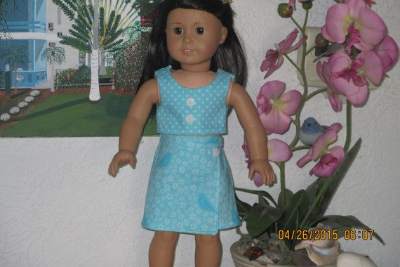 American girl doll top and skort | Puppen