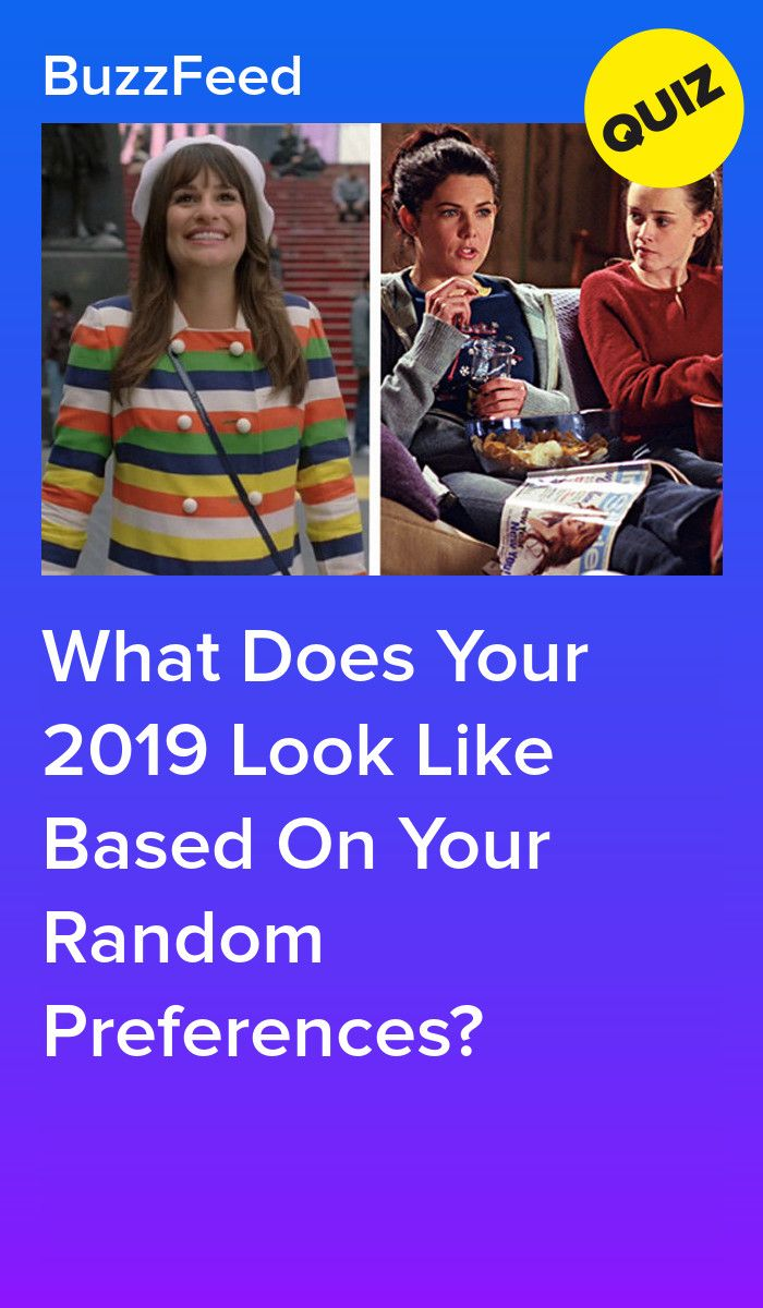 What Does Your 2019 Look Like? (With images) | Fun quizzes, Quizes buzzfeed, Personality quizzes
