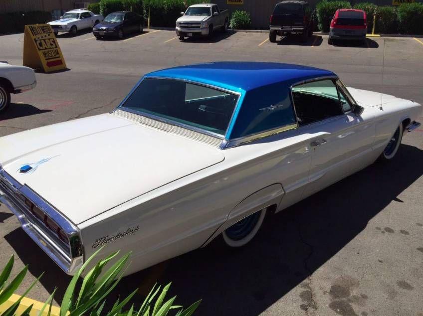 1966 Ford Thunderbird for sale #1780809 | Hemmings Motor News ...