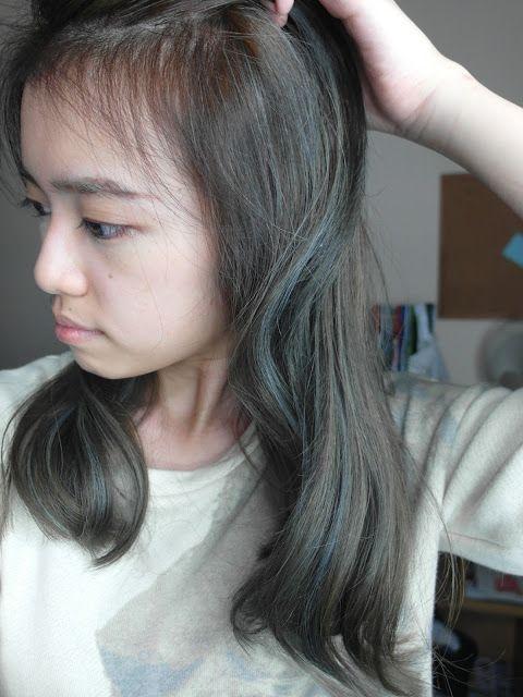 Geniedailytoast August 2013 Ash Hair Color Brown Hair Extensions Green Hair Colors