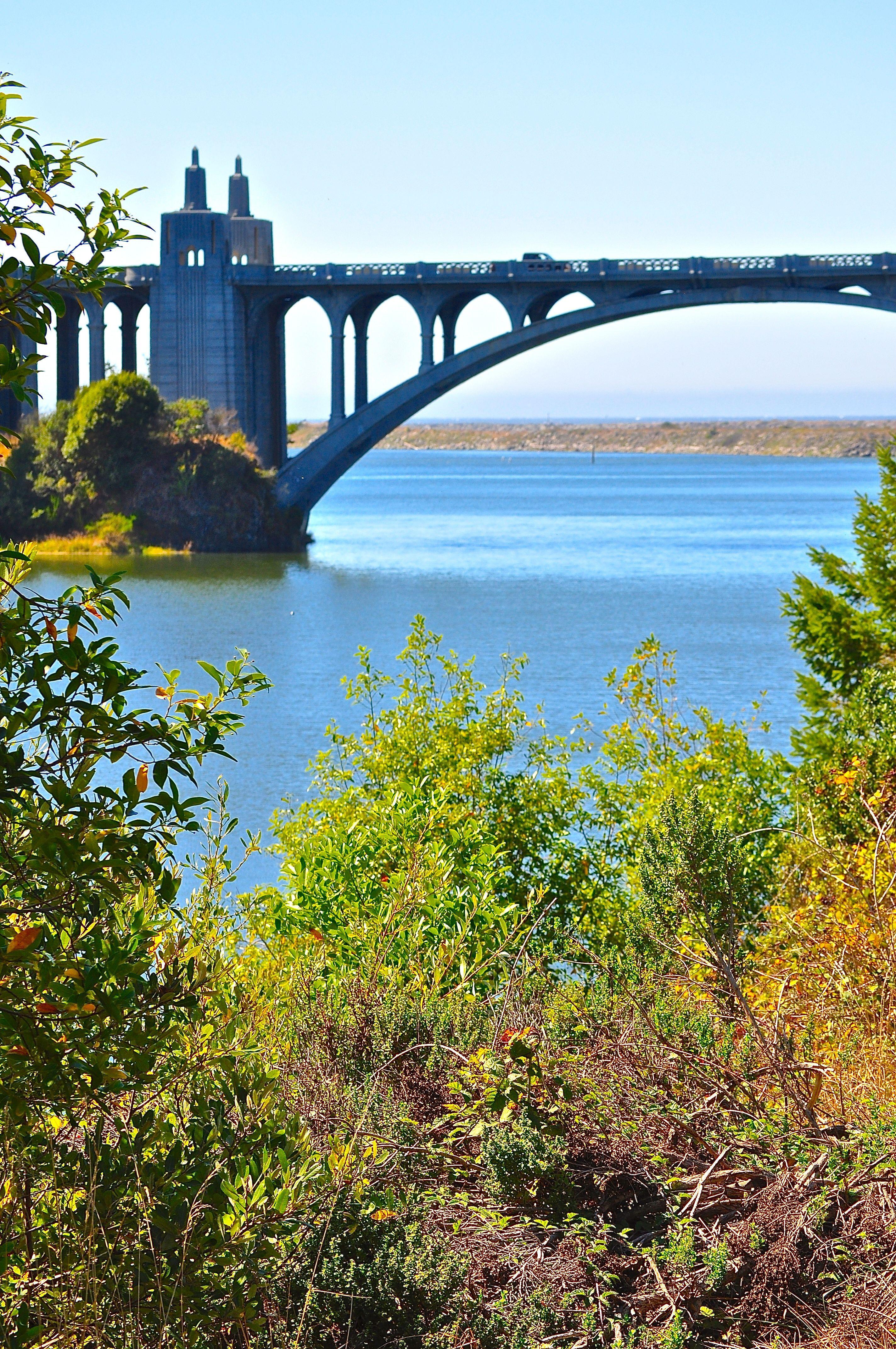 Gold Beach bridge, OR