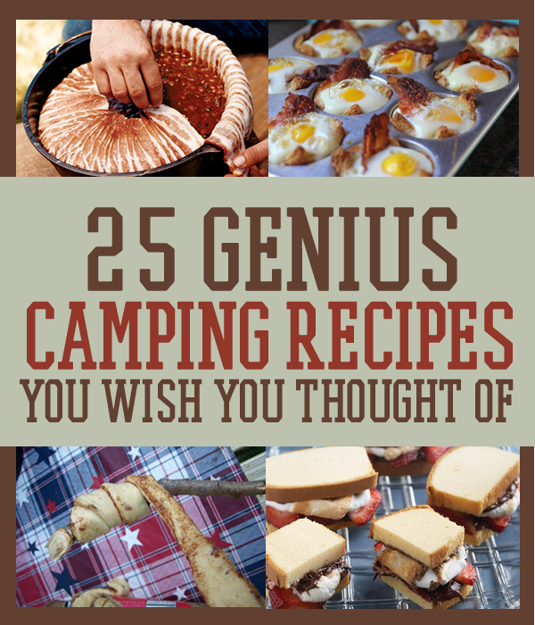 Campfire Cooking 4 Easy Camping Recipes: Campfire Recipes For Delicious Meals Outdoors