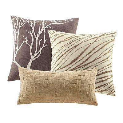 Tao Terra Decorative Pillow Pack Kohls Pillow Talk Pinterest Classy Shopko Decorative Pillows