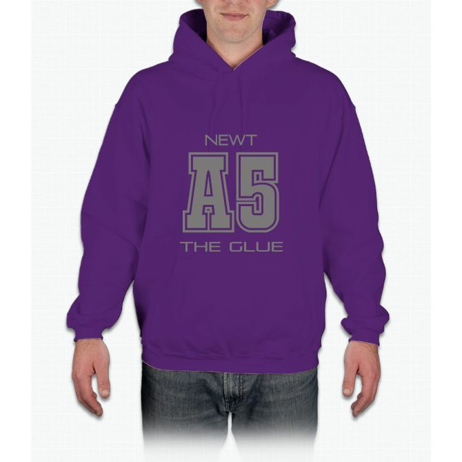 Subject A5 - The Glue Hoodie