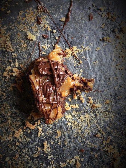 Samoa Brownies - TNSCC 3