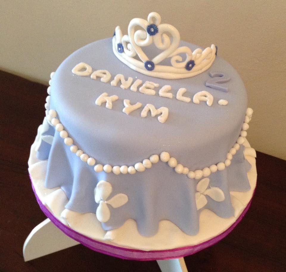 Princess sophia desserts bakery cake
