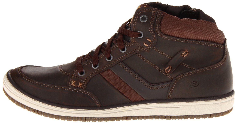 Skechers   Mens fashion shoes, Sneakers fashion, Aldo shoes mens