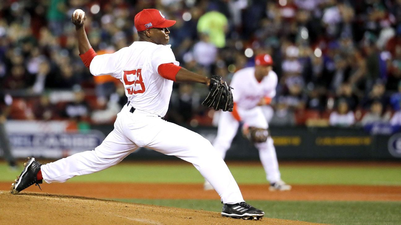 Here S Why Cuban Baseball Player Names Start With The Letter Y Baseball Players Sports Article Baseball