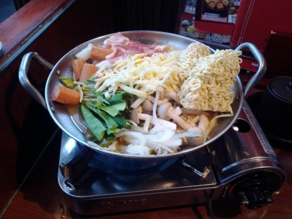 Korean Style Hot Pot