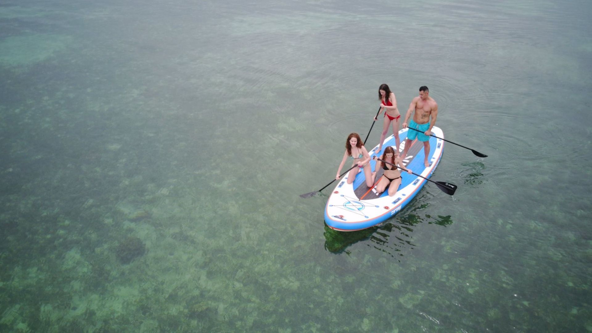 Imagine A Giant Sup Imagine It S Inflatable Imagine If It Was Real Imagine The Fun Paddle Boarding Paddle Standup Paddle