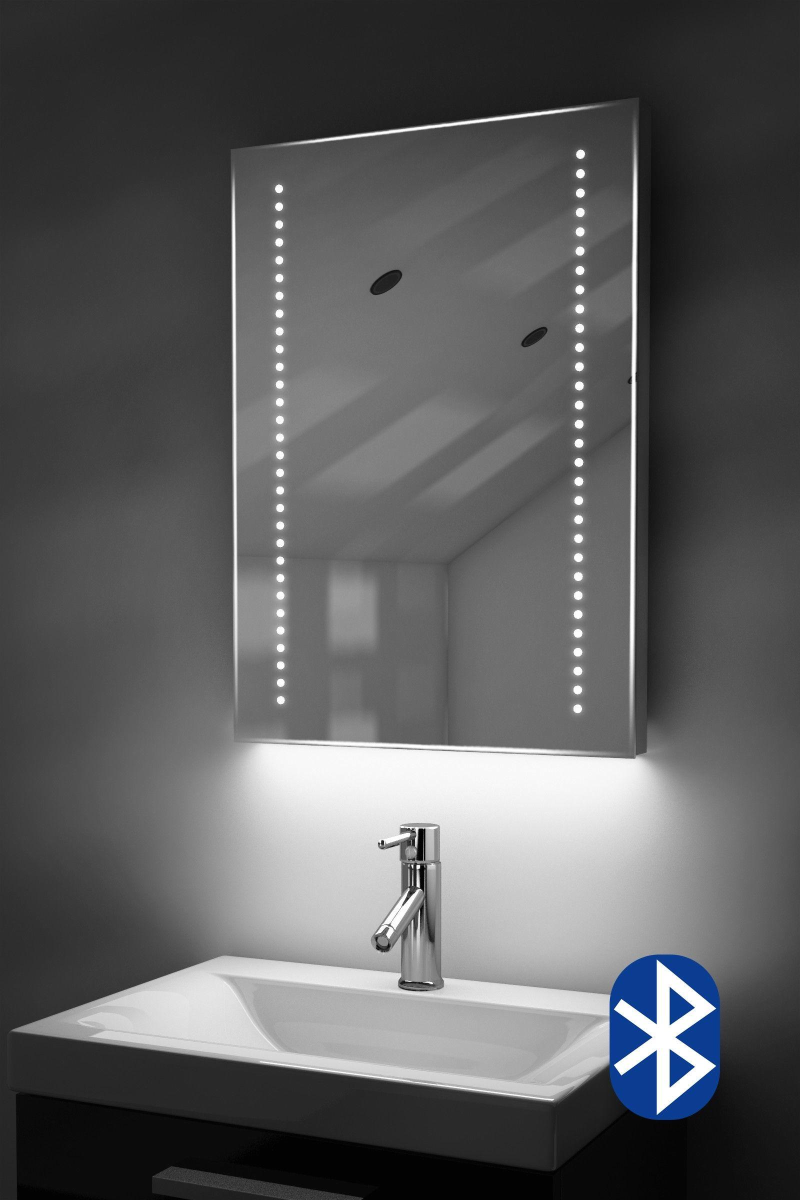 AMB k10s Audio Shaver Illuminated mirrors, Mirrors uk