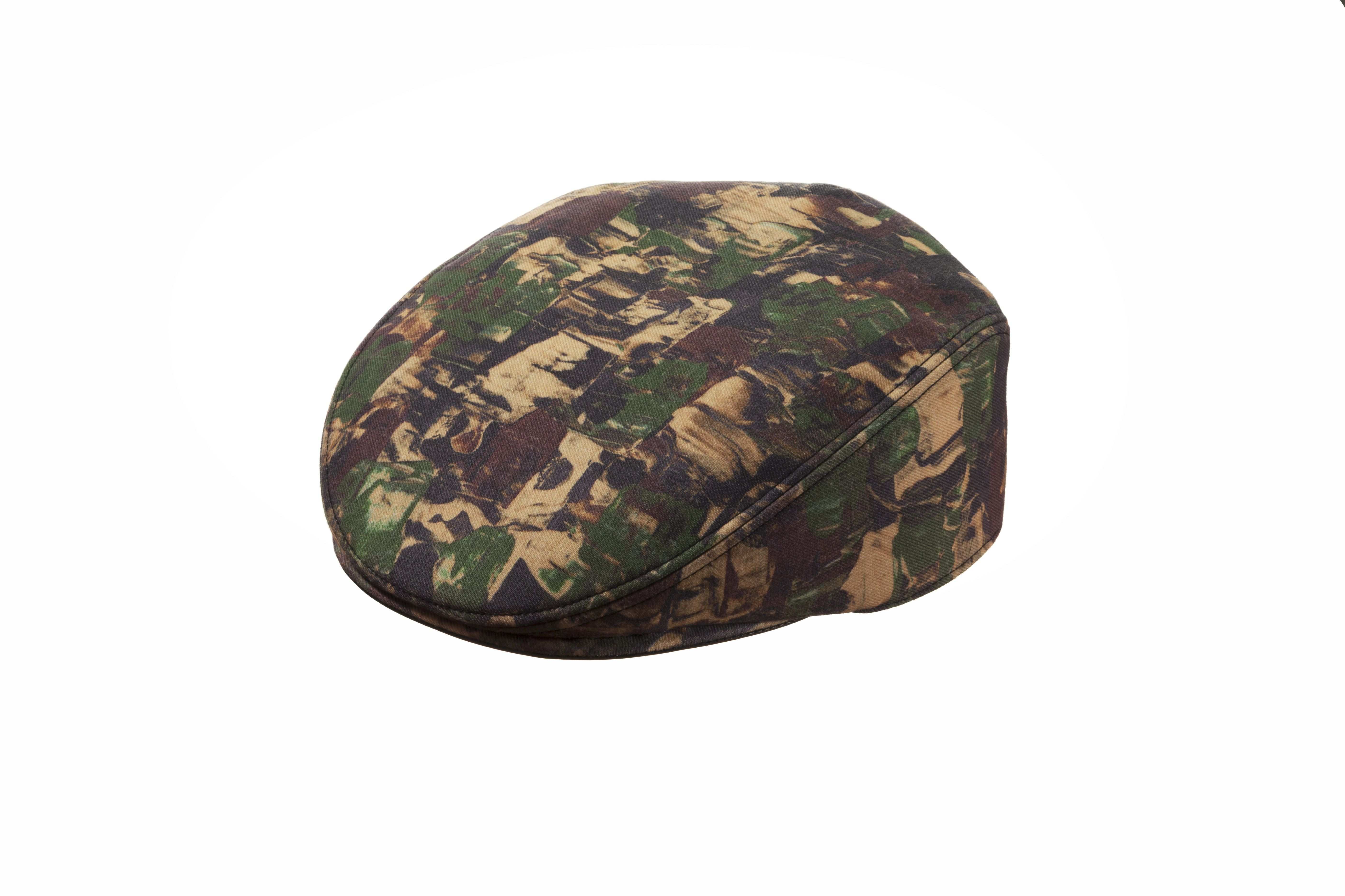 Camouflage - Tiquetonne