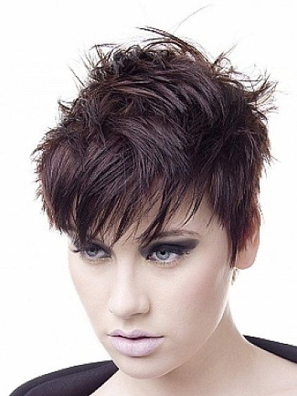Short Messy Hairstyles Adorable Short Messy Hairstyles For Women  Very Short Messy Hairstyles With