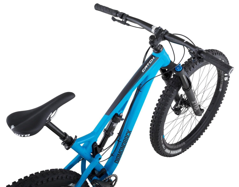 Catch 2 27 5 Full Suspension Mountain Bike Cyan Blue Ad Spon