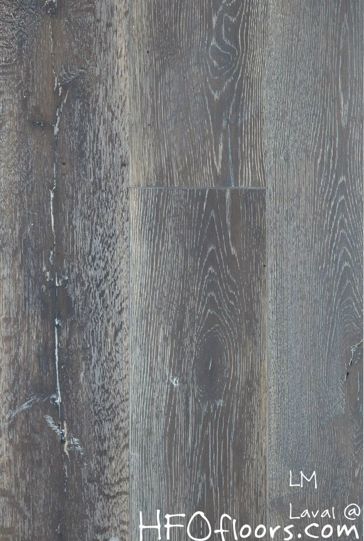 St Laurent Light Wire Brushed European Oak Hardwood Laval 1 2 X 7 1 4 X 72 Rl Available At Hfofloors Com Hardwood Flooring Store Flooring