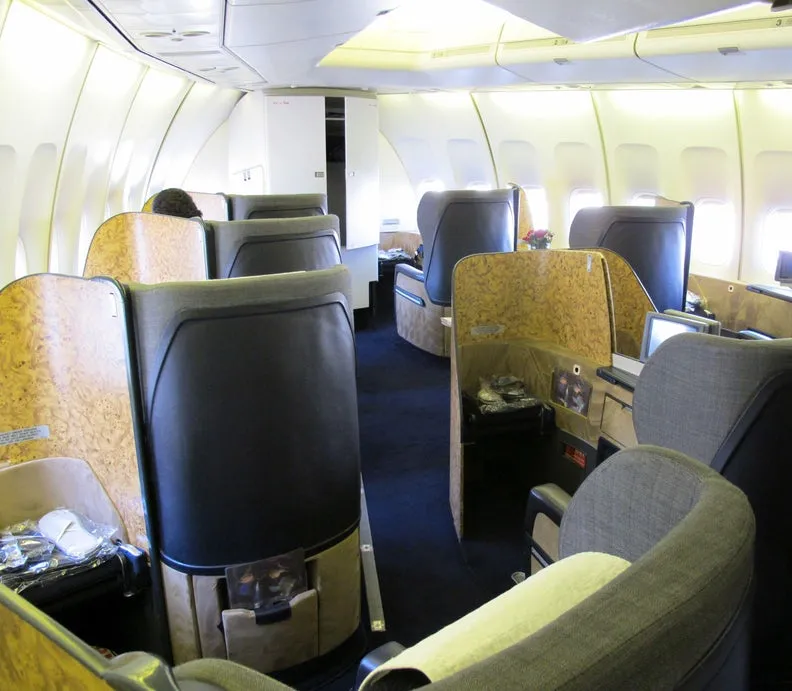 What First Class Looks Like on Different Airlines (With