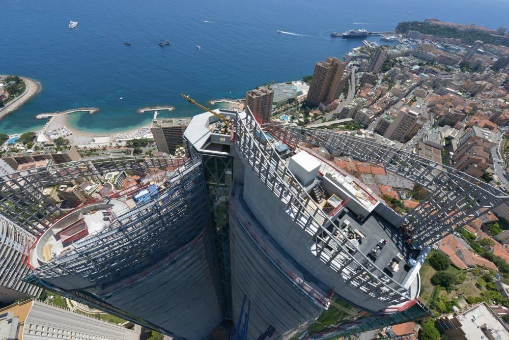 La Tour Odéon - Monaco