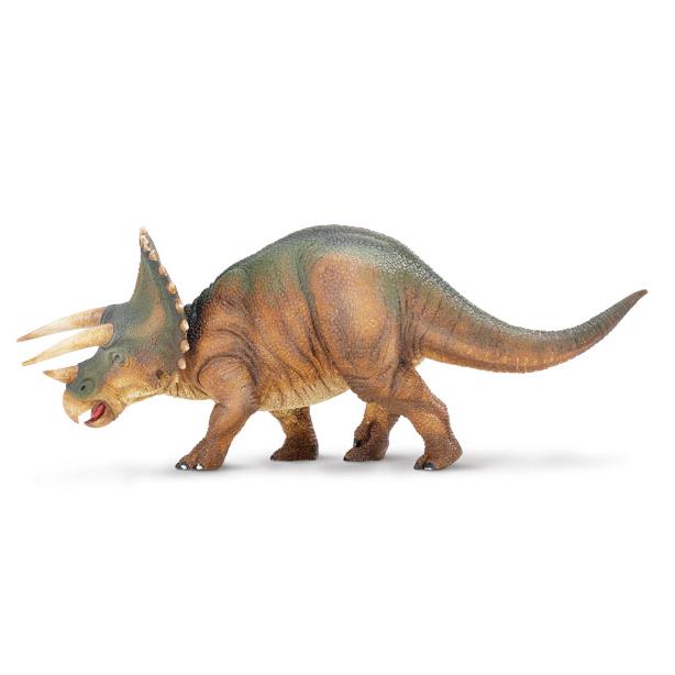 TRICERATOPS dinosaur by Safari Ltd; toy//Wild Safari NEW