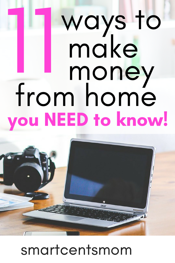 Flexible Stay at Home Jobs Online | Extra money