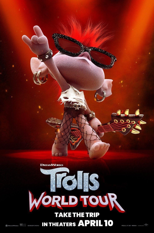 Pin on Trolls World Tour (2020) Full Movie