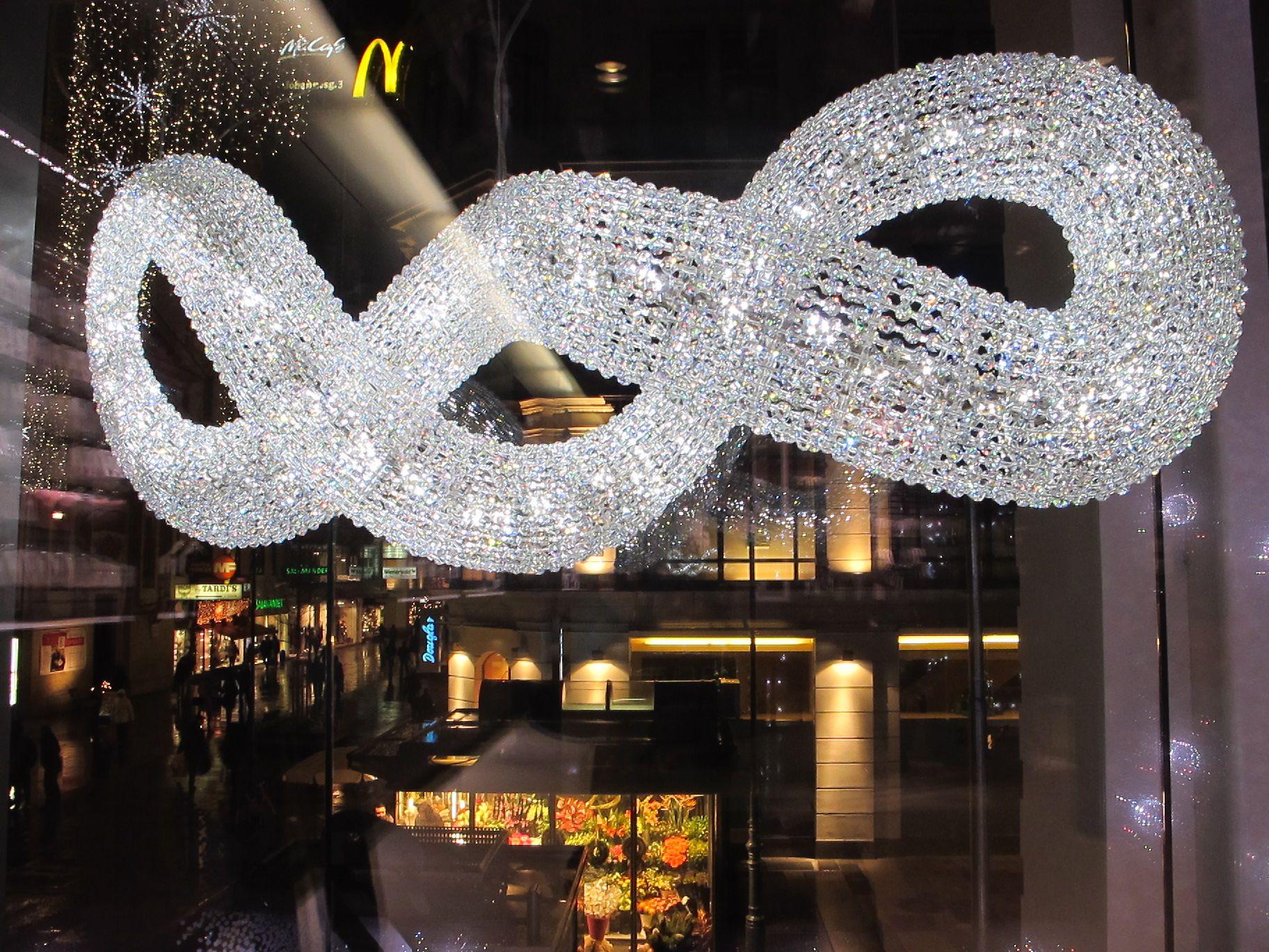 a5ac4d470004 Swarovski store. Vienna