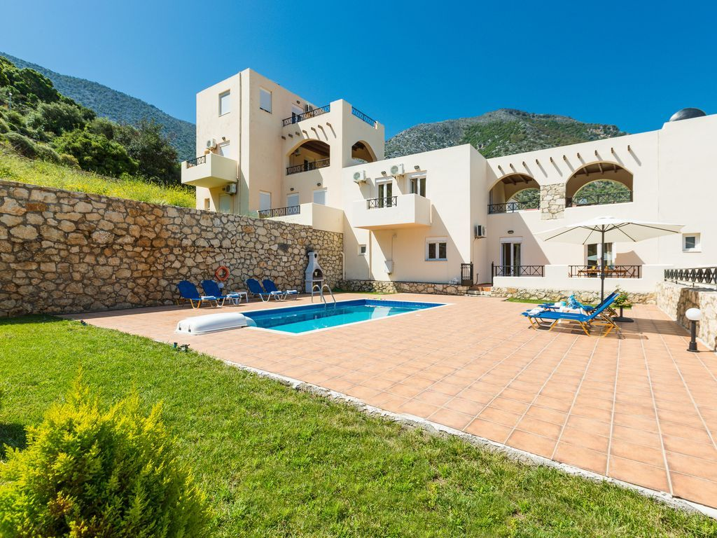 Vakantiehuis Met Zwembad Kefalonia Villa Seascape With Private Po Villa Seascape With Private Pool