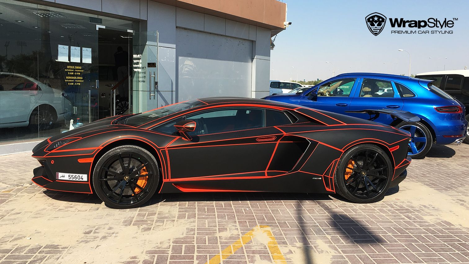 WrapStyle Premium Car Wrap Car Foil Dubai Chrome Car - Best automobile graphics and patterns