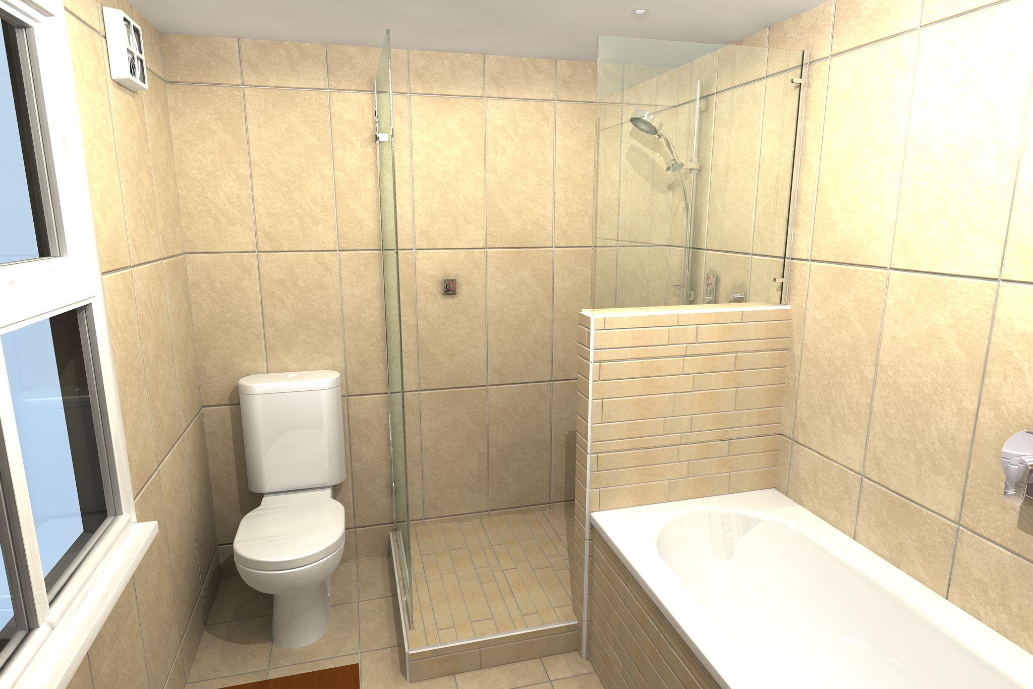 Similar shower/toilet layout | Bathroom Remodel Ideas | Pinterest ...