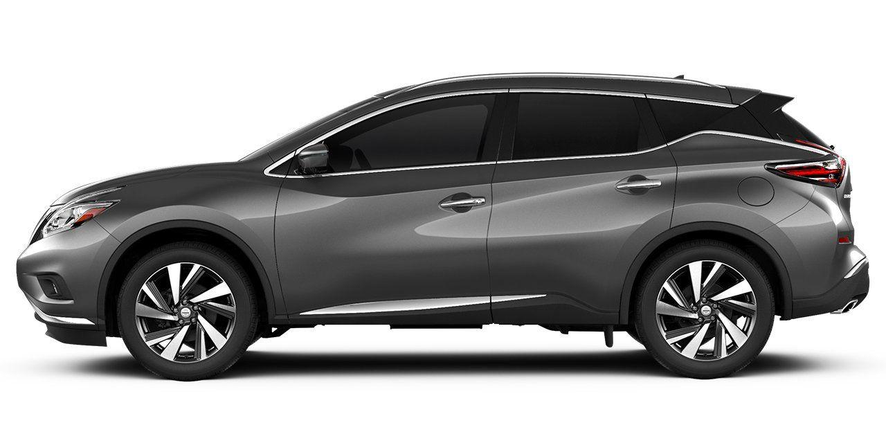 2017 5 Nissan Murano Crossover Gallery